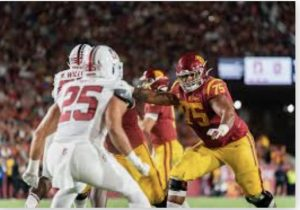 NFL NY Jets Pick USC Guard In The First Round