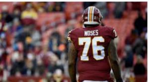 New York Jets Sign Morgan Moses